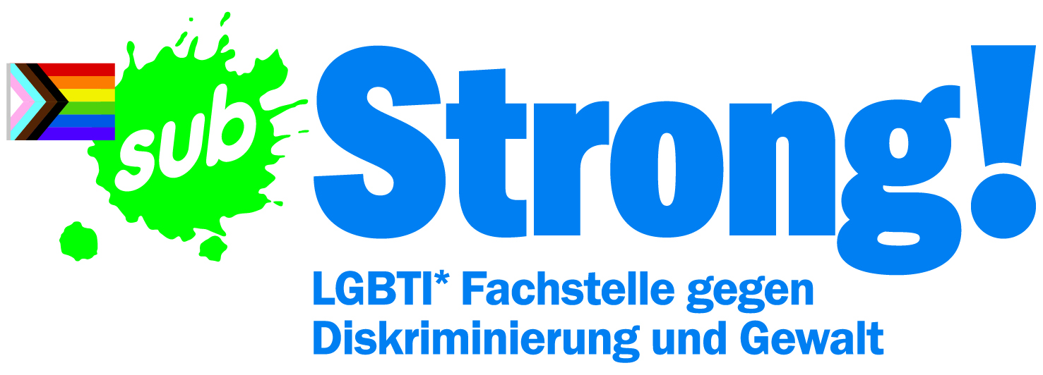 Strong! LGBTI*-Fachstellen gegen Diskriminierung und Gewalt – bayernweit